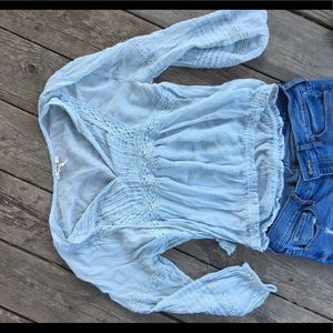 Boho top from forever21